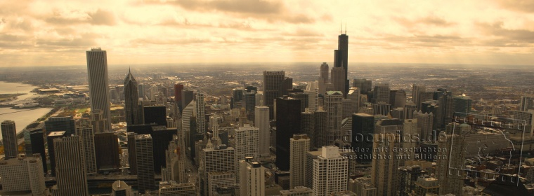 Chicago Skyline © docupics.de